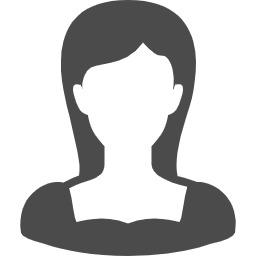 女性のアイコン画像