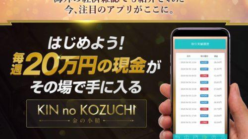 黒澤昇の金の小槌は全く稼げない個人情報垂れ流しの詐欺アプリ!のイメージ画像