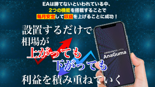 AnaGumaは詐欺で稼げない?口コミや評判を徹底調査しました!のイメージ画像